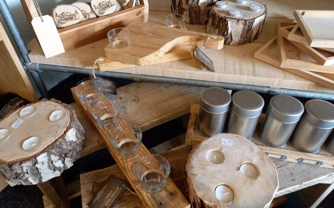 Houten maatwerk meubels en woonaccessoires in Vorden