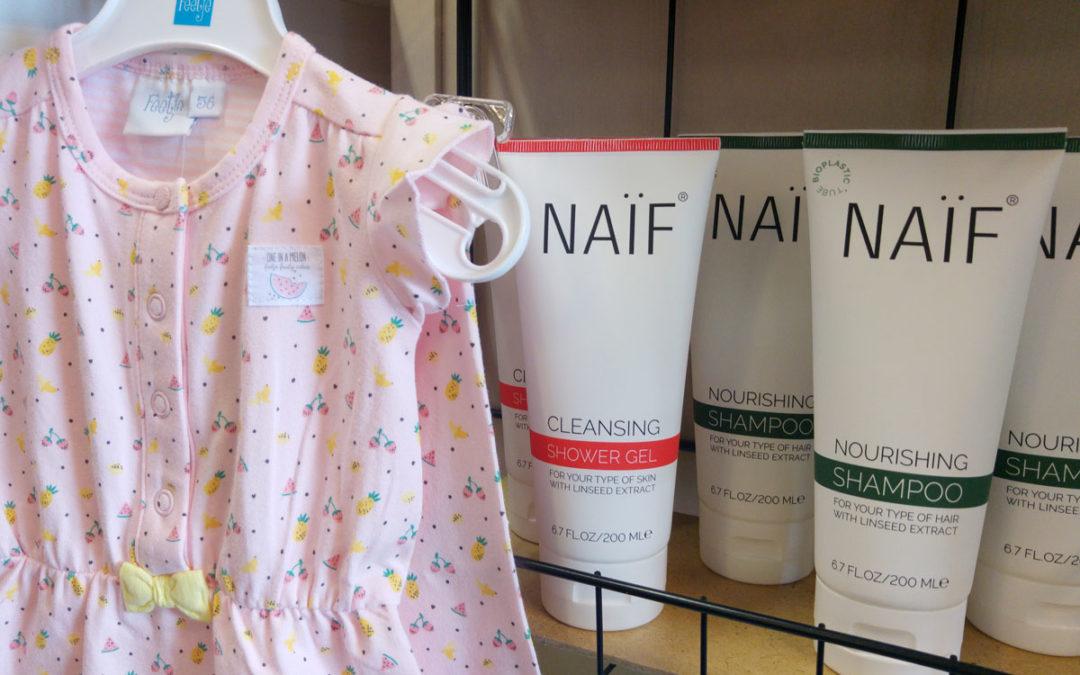 Feetje Baby en Naif babyverzorging te koop in Vorden