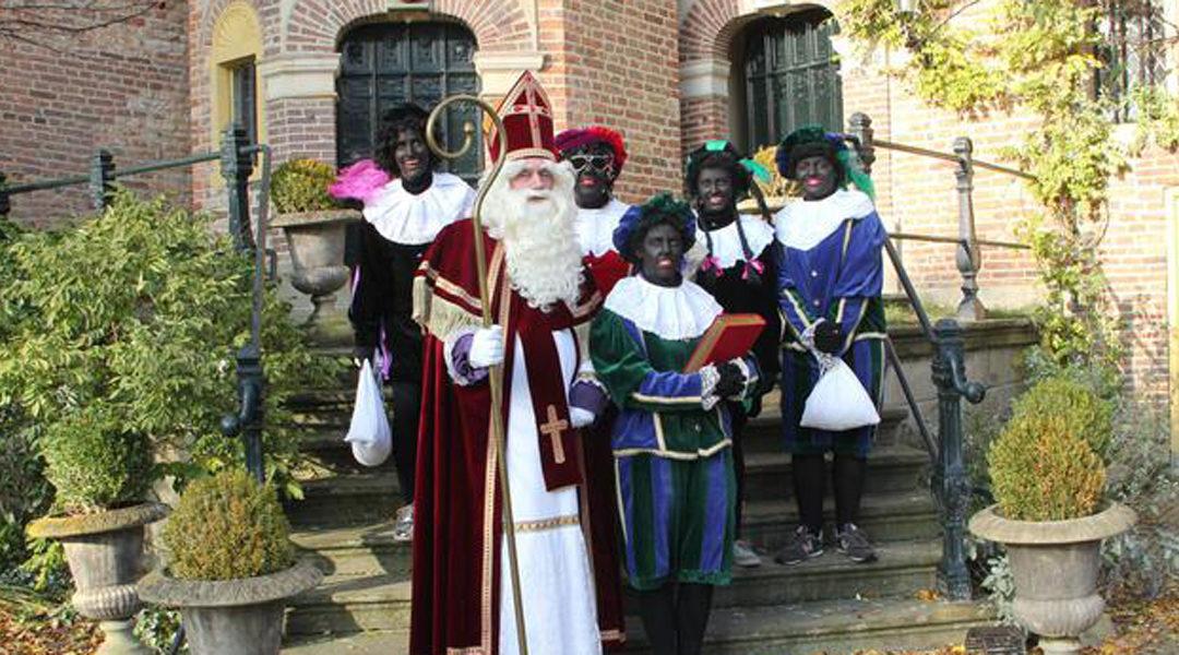 Sinterklaas in Vorden 2016 Rob Schmitz