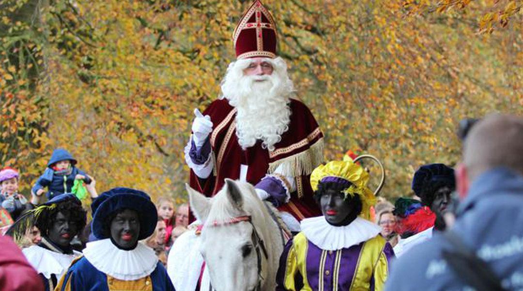 Intocht Sinterklaas 2016 paard Rob Schmitz