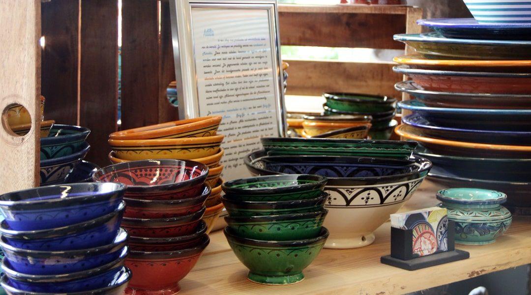aardewerk uit Marokko en Spanje bij van Sinckel in Vorden