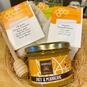 pakket 4 bijenpakket