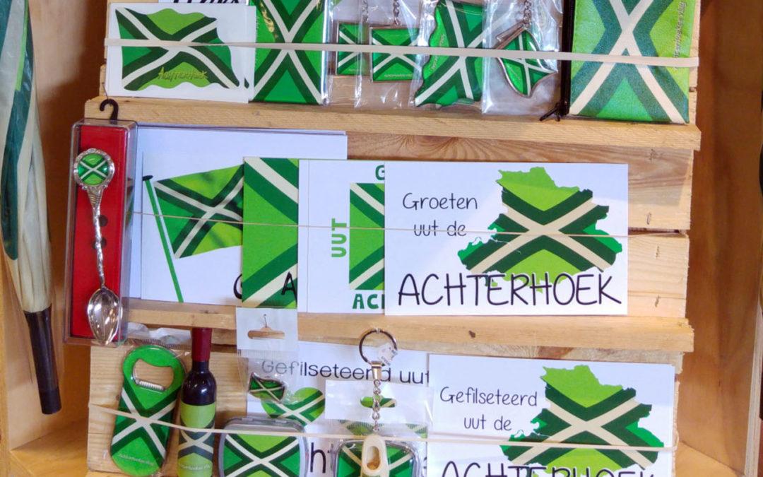 Achterhoekse producten vlaggen en kaarten in Vorden