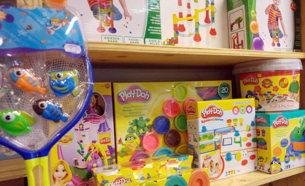 Speelgoed voor peuters in Vorden