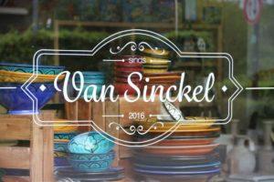 Van Sinckel Vorden foto van etalage