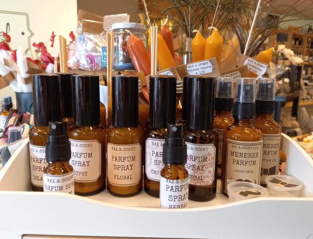 Natuurlijke parfums voor mannen