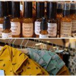 Handgemaakte kinderkleding en natuurlijke parfums